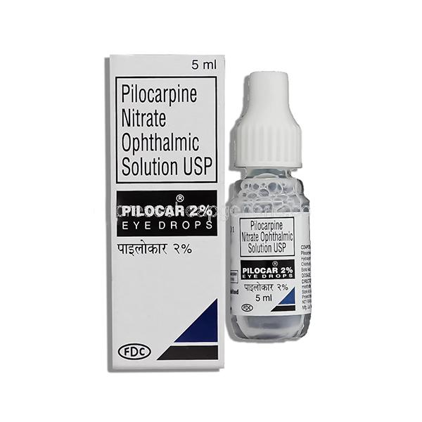 Pilocarpine
